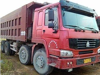 HOWO 25T 35T 50T - kamion vetëshkarkues