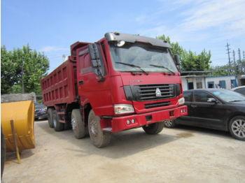 HOWO 336 - kamion vetëshkarkues