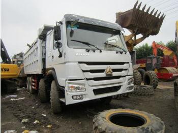 HOWO 36 - kamion vetëshkarkues