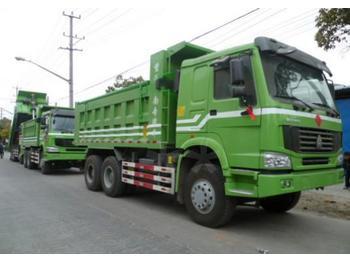 Howo ZZ3257M3247C - kamion vetëshkarkues