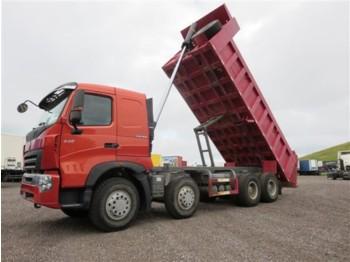 SINOTRUK HOWO A7 - kamion vetëshkarkues