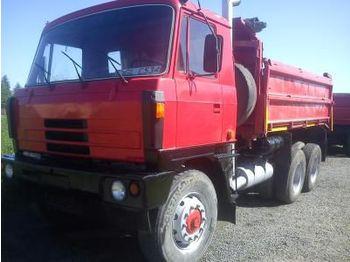 TATRA 815  - kamion vetëshkarkues