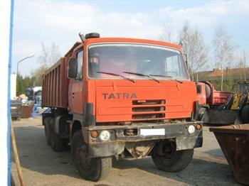 TATRA 815 6x6 1-seiten Kipper - kamion vetëshkarkues