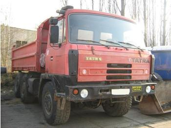 TATRA 815 6x6 3-seiten Kipper - kamion vetëshkarkues