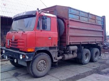 TATRA T815 - kamion vetëshkarkues