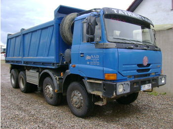 TATRA T 815 - 2 - kamion vetëshkarkues