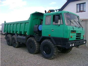 Tatra 815 S1 8x8 - kamion vetëshkarkues