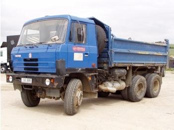 Tatra 815, S3, 6x6 - kamion vetëshkarkues