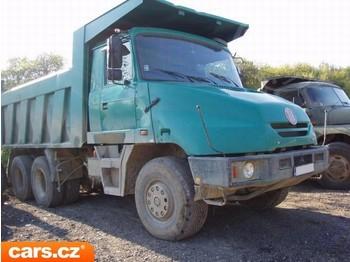 Tatra JAMAL silniční verze - kamion vetëshkarkues