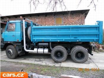 Tatra T815-2 S3 - kamion vetëshkarkues