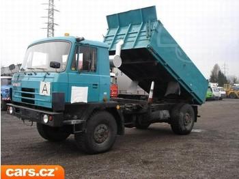 Tatra T815 4x4 - kamion vetëshkarkues