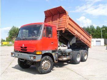 Tatra T815 6x6 S3 - kamion vetëshkarkues