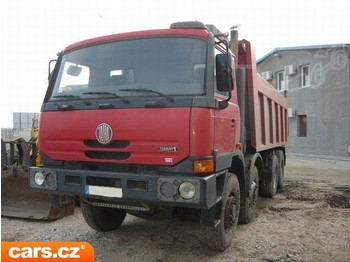 Tatra T815 8x8 S1 - kamion vetëshkarkues