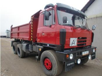 Tatra T815 S3 - kamion vetëshkarkues