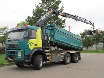 Terberg FM 1350 6x6 Kipper / Kraan 2004 - kamion vetëshkarkues