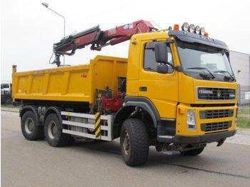 Terberg FM 1350 6x6 Kraan/ Kipper 2005 - kamion vetëshkarkues