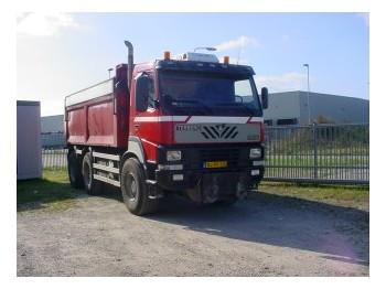 Terberg FM 1350 KIPPER 6X6 - kamion vetëshkarkues