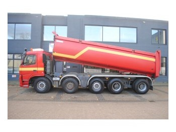 Terberg FM 2850/420 10X4TIPPER MANUAL GEARBOX - kamion vetëshkarkues