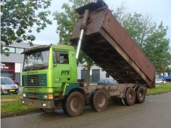 Terberg F 2000 8X8 KIPPER - kamion vetëshkarkues