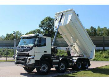 Volvo FMX 430 8x4 / EuromixMTP TM18 HARDOX  - kamion vetëshkarkues