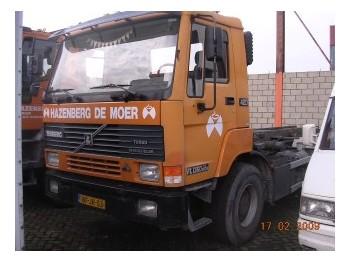 Terberg FL1350 WDG wide spread - transportjer kontejnerësh/ kamion me karroceri të çmontueshme