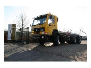 Terberg FL 1350WDG6X6 - transportjer kontejnerësh/ kamion me karroceri të çmontueshme