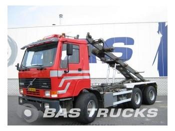 Terberg FL 1350-WDG 420 - transportjer kontejnerësh/ kamion me karroceri të çmontueshme
