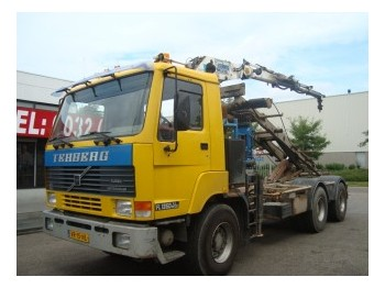 Terberg FL 1350 WDG 6X6 - transportjer kontejnerësh/ kamion me karroceri të çmontueshme
