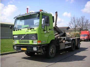 Terberg FL 1350-WDG 6x6 Haakarm - transportjer kontejnerësh/ kamion me karroceri të çmontueshme
