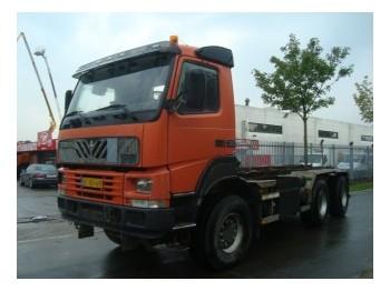 Terberg FM1350 WDGL - transportjer kontejnerësh/ kamion me karroceri të çmontueshme