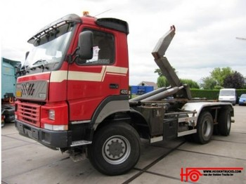 Terberg FM1350-WDGL 6X6 - transportjer kontejnerësh/ kamion me karroceri të çmontueshme