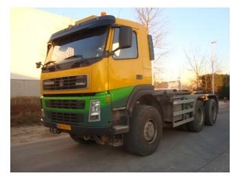Terberg FM1350-WDG 6X6 - transportjer kontejnerësh/ kamion me karroceri të çmontueshme