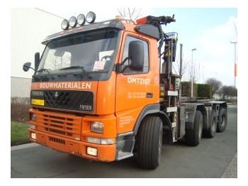 Terberg FM1850-T 8X4 - transportjer kontejnerësh/ kamion me karroceri të çmontueshme