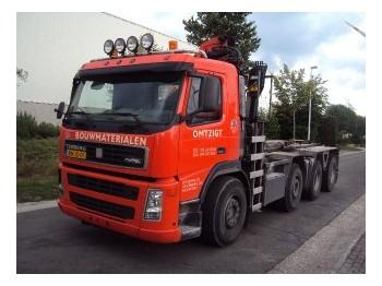 Terberg FM1850-T 8X4/6 - transportjer kontejnerësh/ kamion me karroceri të çmontueshme