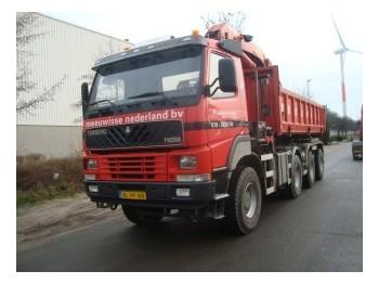 Terberg FM2000-T - transportjer kontejnerësh/ kamion me karroceri të çmontueshme