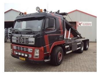Terberg FM 1450WDGL - transportjer kontejnerësh/ kamion me karroceri të çmontueshme