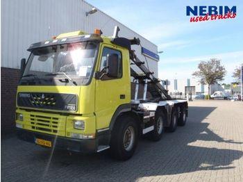 Terberg FM 1850 8x4R Manual gearbox / Container system - transportjer kontejnerësh/ kamion me karroceri të çmontueshme