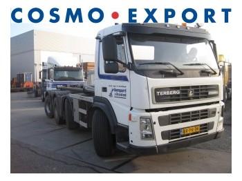 Terberg FM 1850-T haakarm 30 ton - transportjer kontejnerësh/ kamion me karroceri të çmontueshme