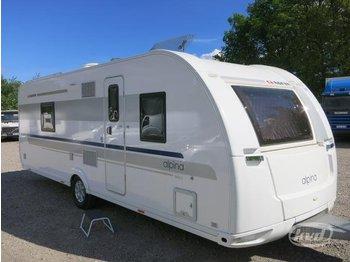 Adria ALPINA 663 UK Husvagn  - furgon kamper