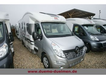 Adria  Matrix Supreme 687 SL ALDE - Einzelbetten  - furgon kamper