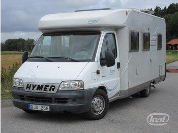 Citroen Hymer Tramp 655 Husbil (128hk)  - furgon kamper