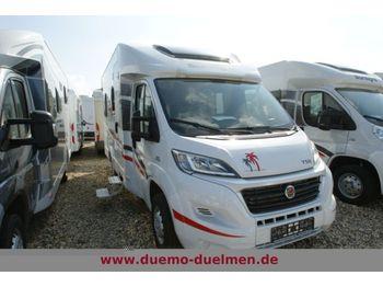 Sunlight T58 **Winterausstattung**Made in Germany  - furgon kamper
