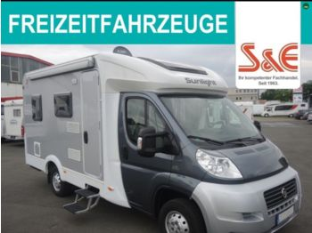 Sunlight T 58 *Sat/TV*Markise*Fahrradträger  - furgon kamper