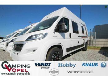 Кампер комбе Weinsberg CaraBus 600 DQ 140 Ps - 2020