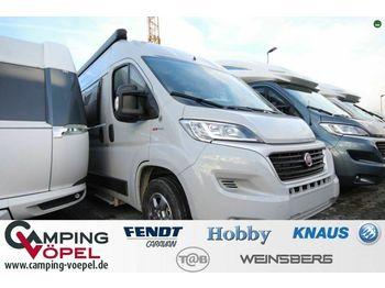 Кампер комбе Weinsberg CaraTour 540 MQ MODELL 2020 - Euro 6D Temp