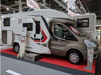 Kombi za kampiranje Challenger 287 GA Jubiläumsedition Modelljahr 2020