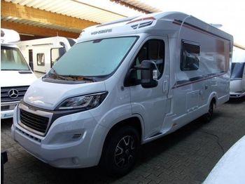 Weinsberg CaraCompact 600 MF Edition [PEPPER] (Peugeot)  - kombi za kampiranje
