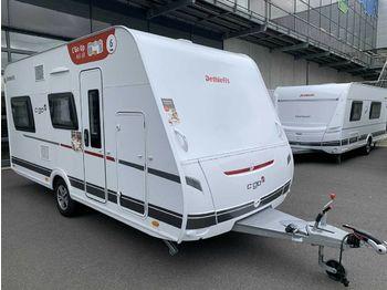 Przyczepa kempingowa Dethleffs c-go 465 KR Familienwohnwagen zum spitzen Preis!