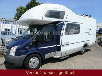 HYMER / ERIBA / HYMERCAR C 522 CL - Etagenbetten - Garage - Klima  - samochód kempingowy