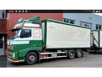 Damperli kamyon volvo FH520